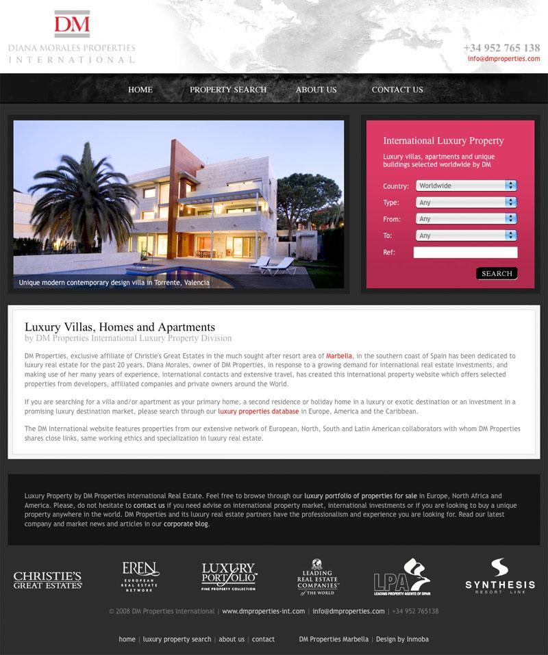Luxury Homes - International Property