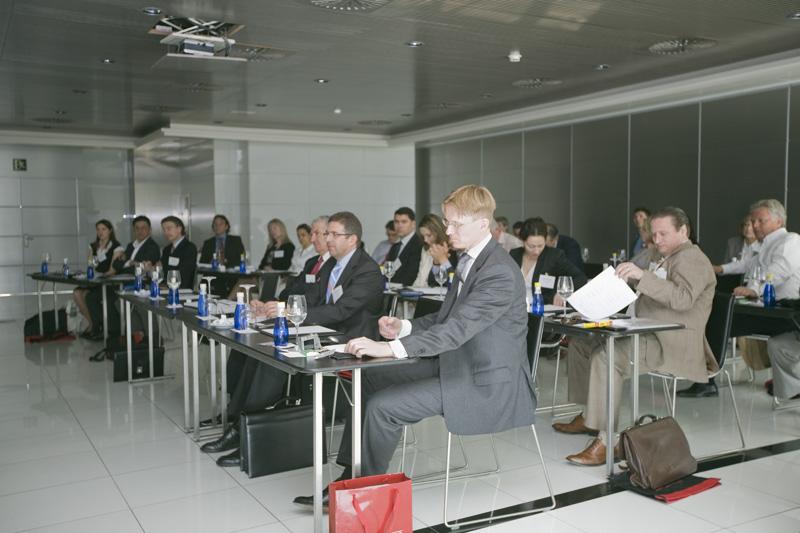 CGE Annual Summit - Valencia 2009