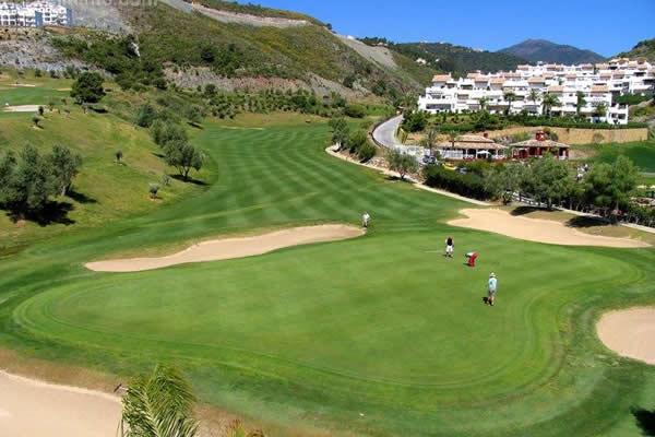 La Quinta Golf, Nueva Andalucia