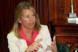 Angeles Muñoz Alcaldesa Marbella