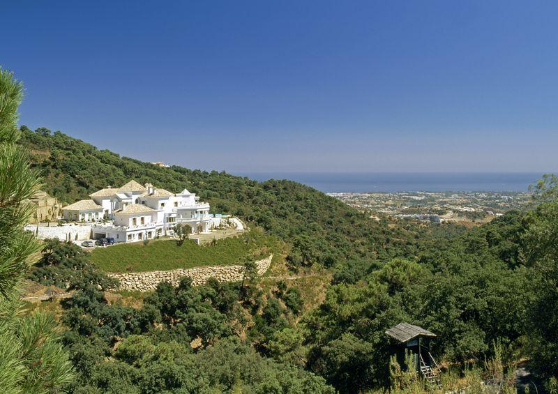 Villa en la Zagaleta - Mansión de lujo en La Zagaleta
