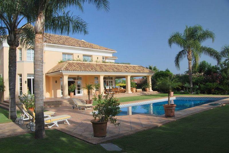 Elegant Villa in Sierra Blanca, Marbella