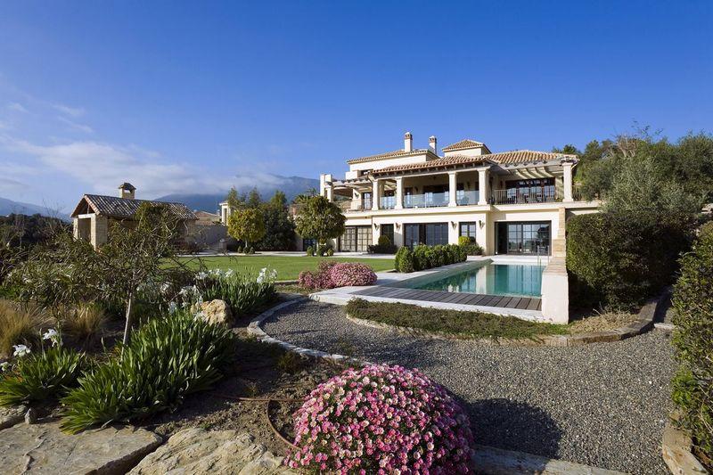Unique and Desirable Villa in La Zagaleta, Benahavis