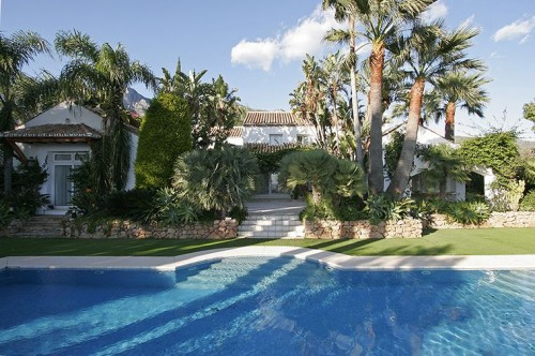Villa de lujo en venta en Sierra Blanca, Marbella