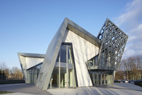 Modern Architecture from the hands of Daniel Libeskind