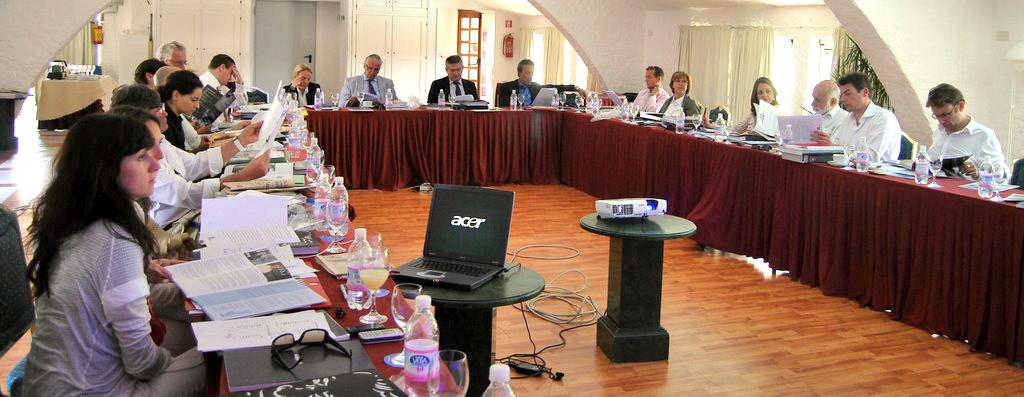 EREN, the European luxury property agents' network holds its bi-annual meeting at Porto Cervo, Sardinia