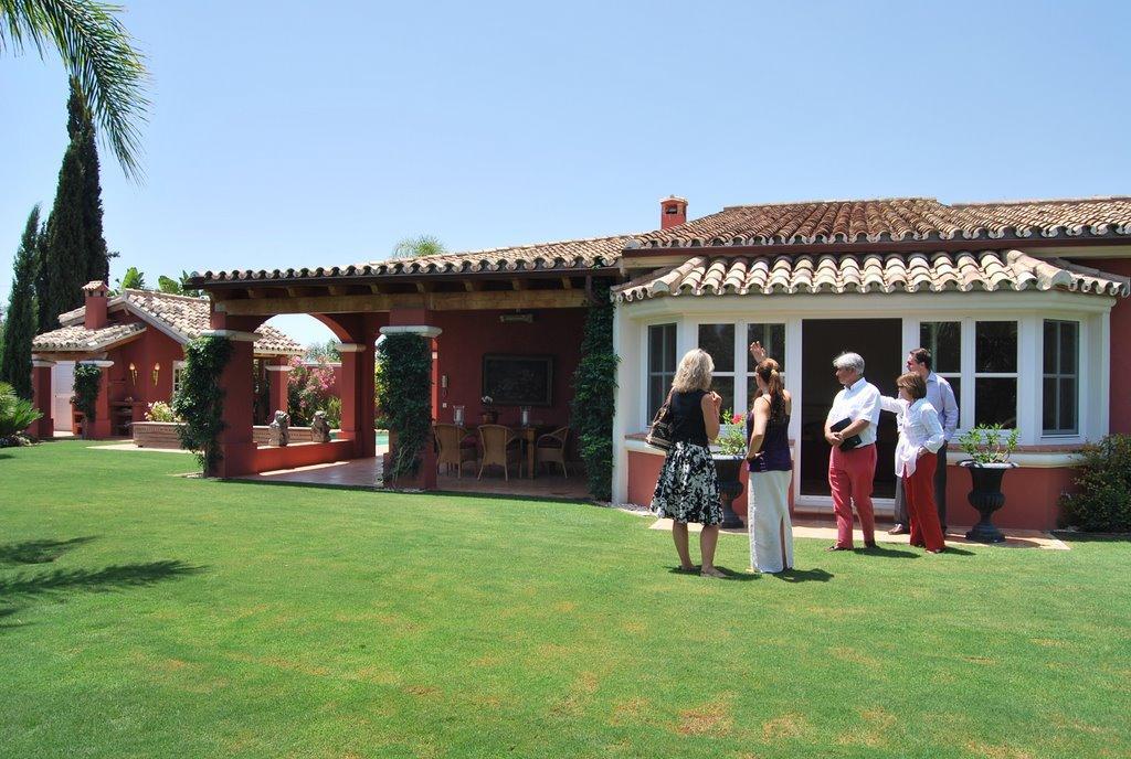 Open House at El Herrojo, La Quinta, Marbella
