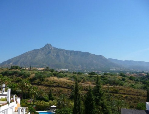 Mountainside of Marbella Golden Mile