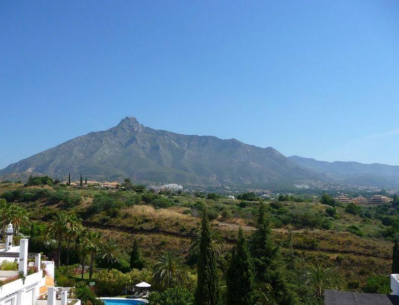 Mountainside of Marbella Golden Mile