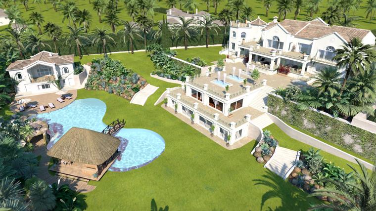 Una casa singular - Clive christian marbella ...