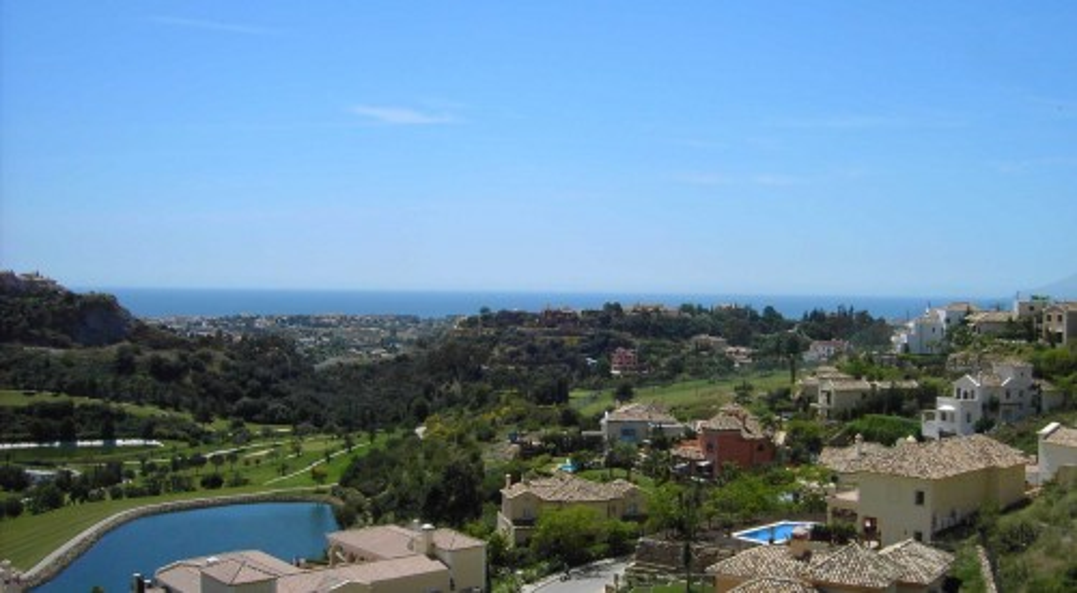 Los Arqueros, a private community in Marbella