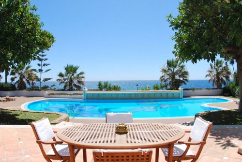 Luxury Villa For Rent In Casablanca, Marbella Golden Mile