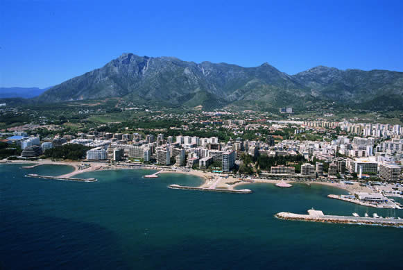Marbella and surrounding areas: a coast of sunshine