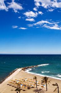 Marbella's new seaside boulevard