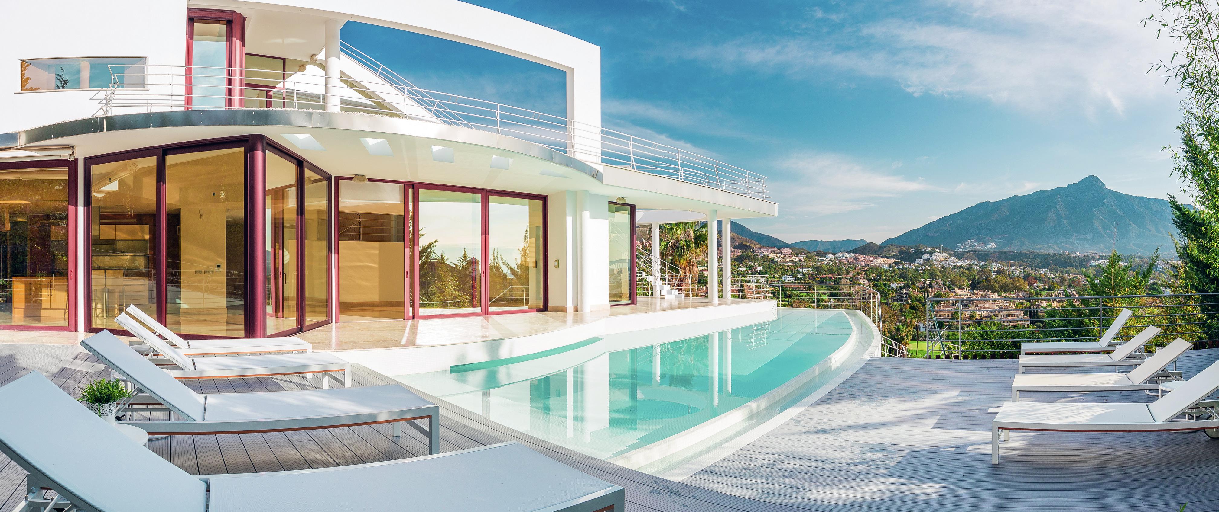 Villas modernas en Marbella