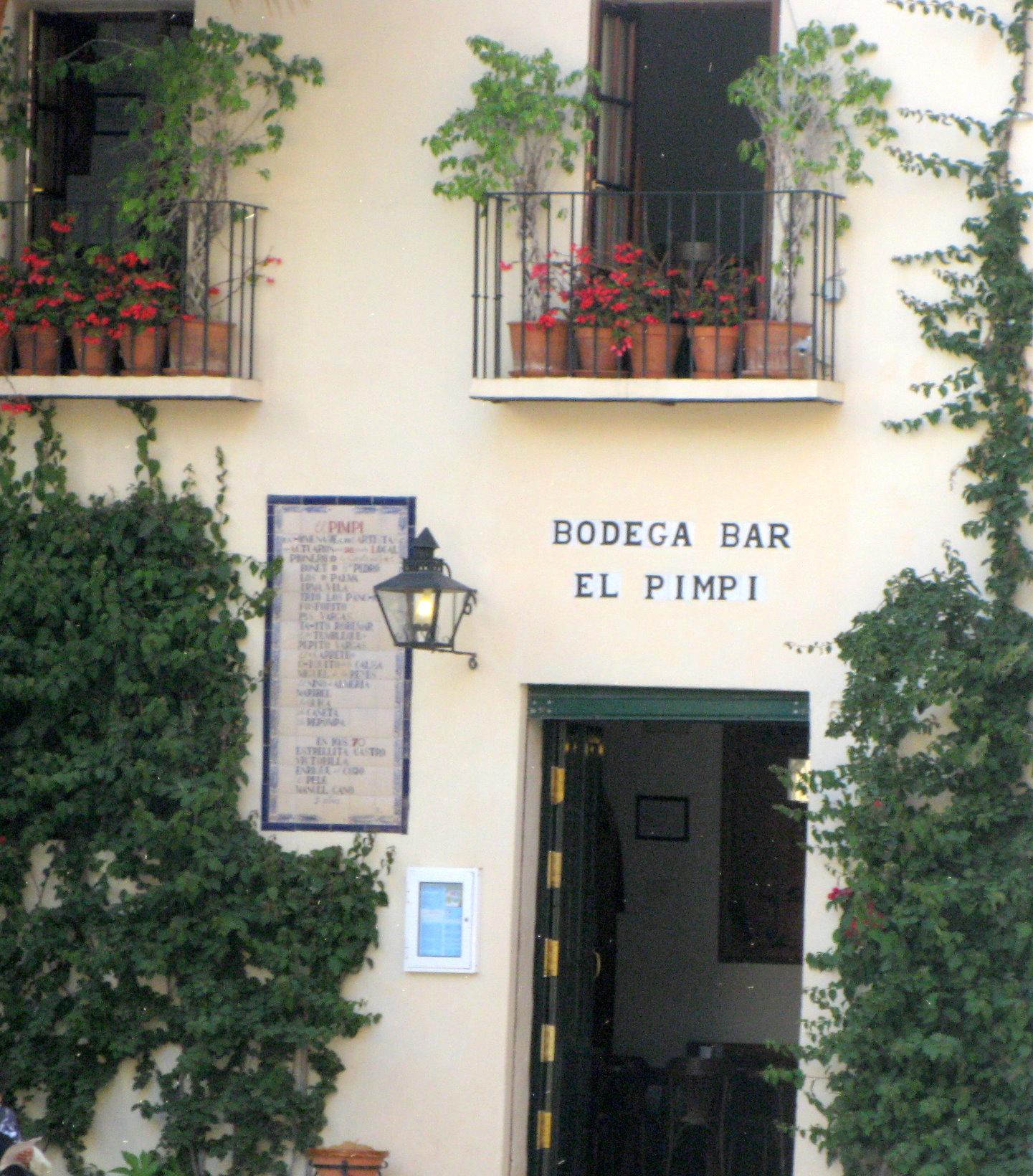 El Pimpi, Málaga