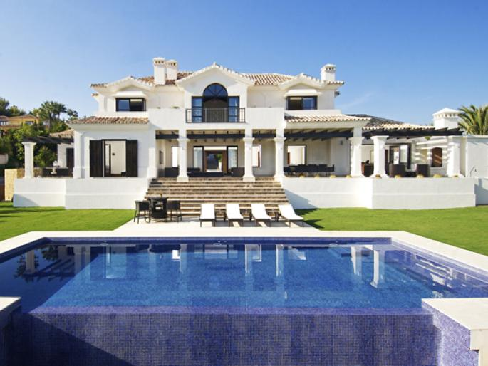 A home made for the Marbella lifestyle