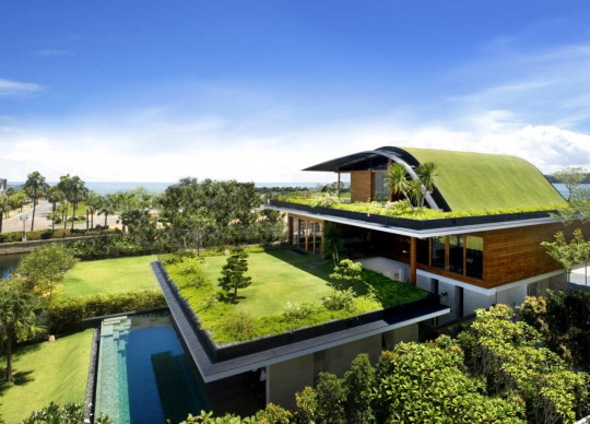 Building an ecofriendly home