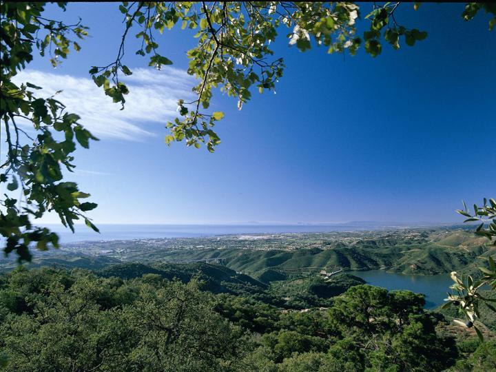 Sierra Blanca Country Club, overlooking Marbella