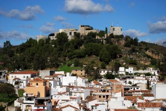 Monda, country life close to Marbella