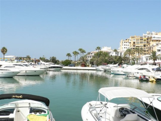 Cabopino, Marbella's other marina