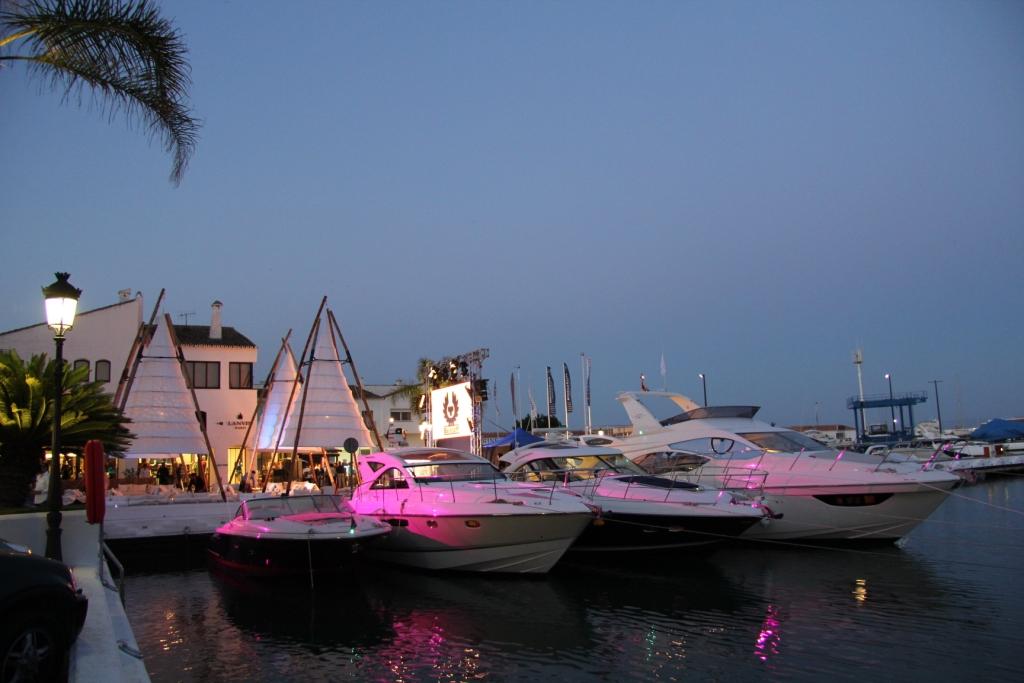 Marbella Luxury Weekend Puerto Banus