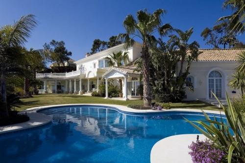 Villa de lujo en la zagaleta benahavis - Diana morales inmobiliaria ...