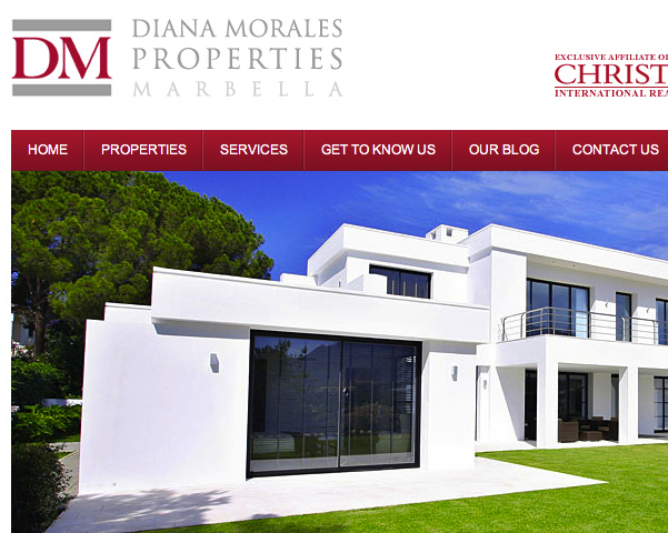 DM Properties launches its new website