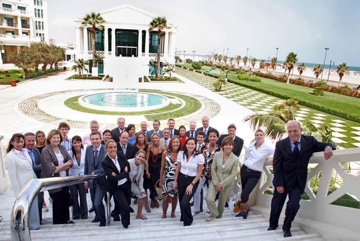 Diana morales participa en la reunion de eren y el - Diana morales inmobiliaria ...