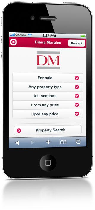 Diana Morales Properties Marbella Mobile