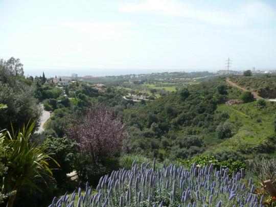El Rosario, Ost-Marbella