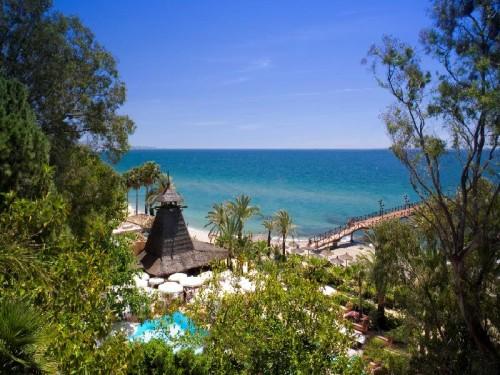 Die Goldene Meile von Marbella