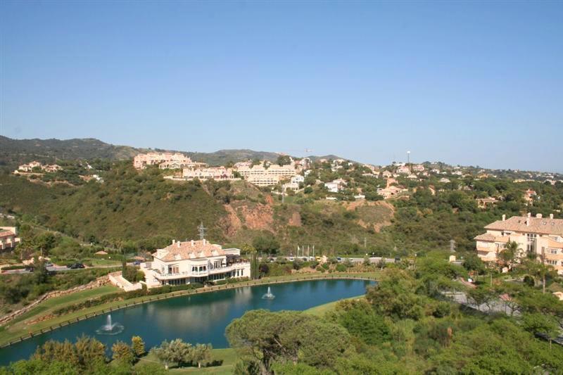 Elviria, imgrünen Gürtel von Marbella