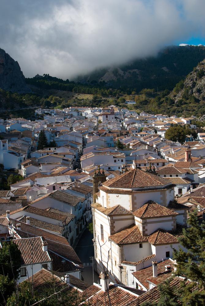 Grazalema, Malaga