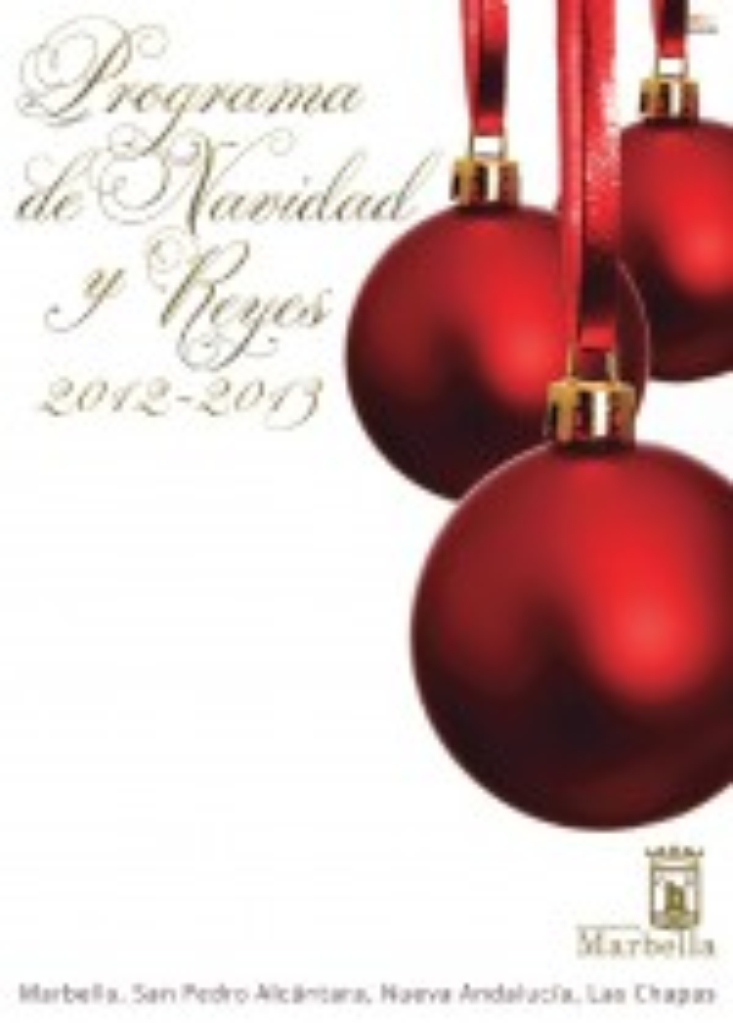Christmas Marbella