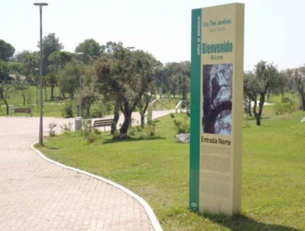 Park and recreational zone, San Pedro de Alcantara