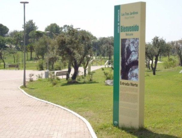 New park and recreational zone opened in San Pedro Alcántara