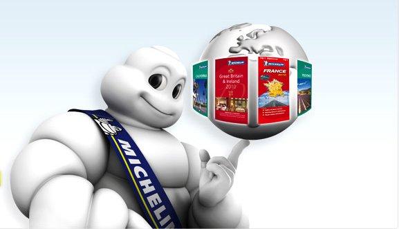 Guia Michelin 2013