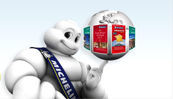 Michelin red Guide Portugal and Spain 2013