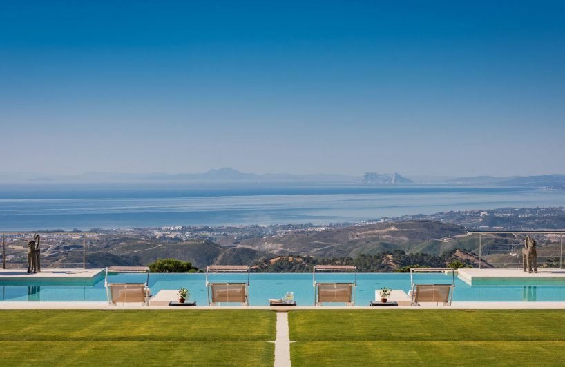Villas in La Zagaleta, a stunning collection