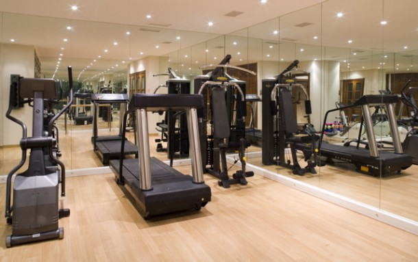 Private gyms the ultimate home and body improvement for Gimnasio en casa