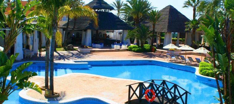 Beach Club Don Carlos Hotel Marbella