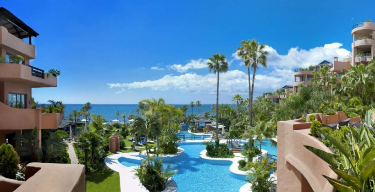 Kempinski Hotel Bahia, Vista del Jardin