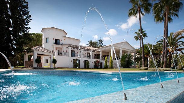 Una joya redescubierta junto al club de golf Las Brisas, Marbella