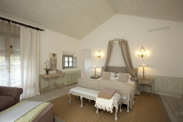 Home styling, Marbella bedroom