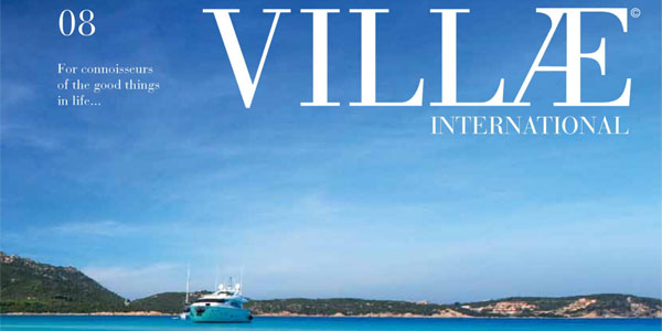 Villae International Magazine 8 - Agosto 2013