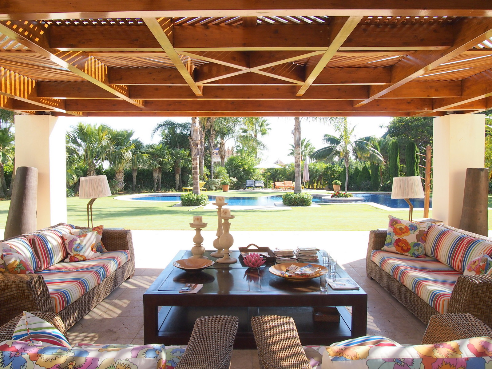 Marbella Villa, Sought After Location
