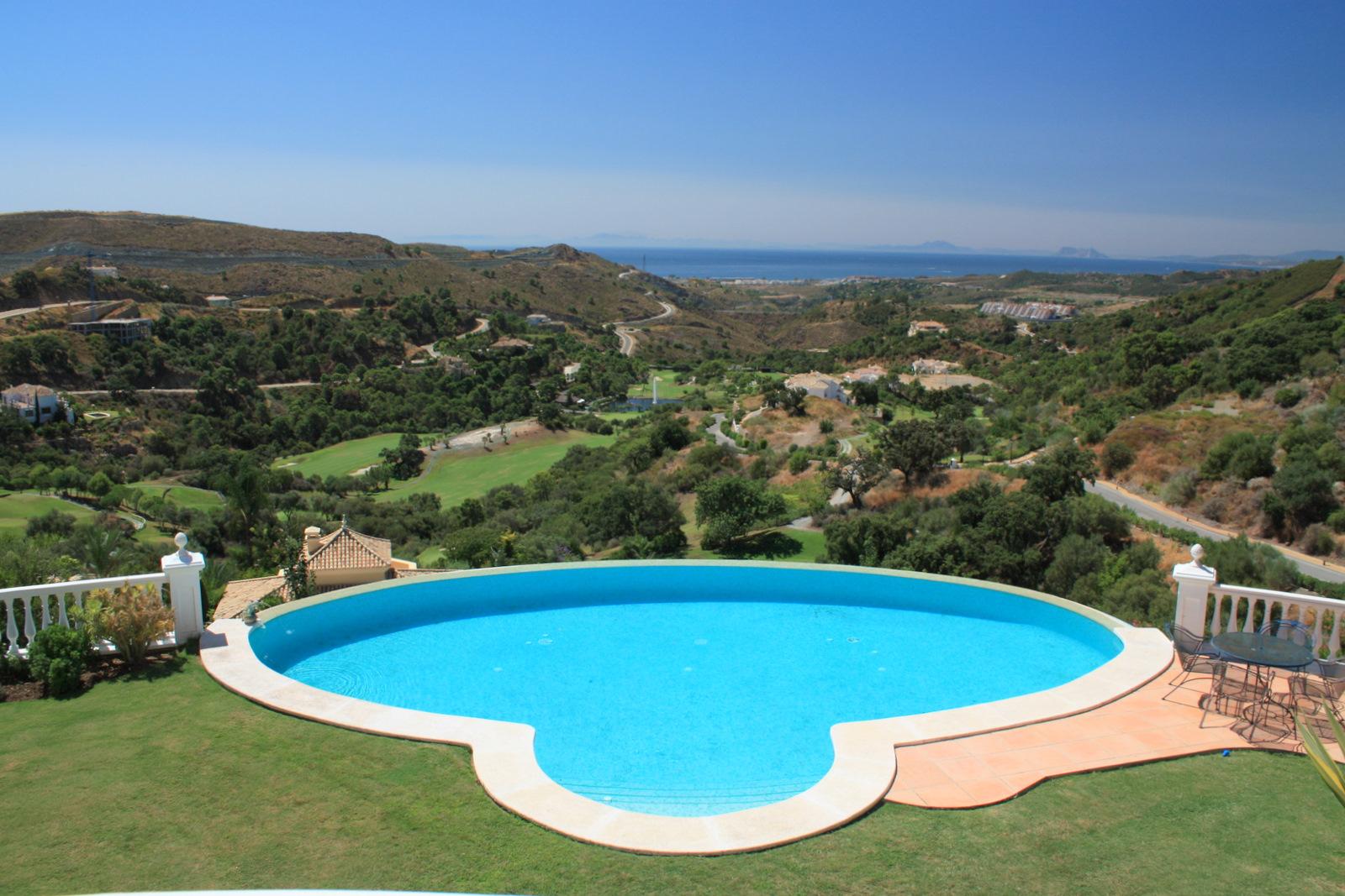 Propiedad en Marbella con orientación suroeste