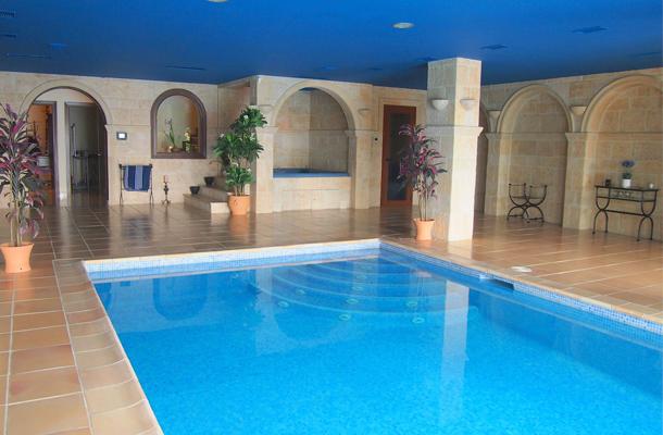 Marbella Villa with Spa