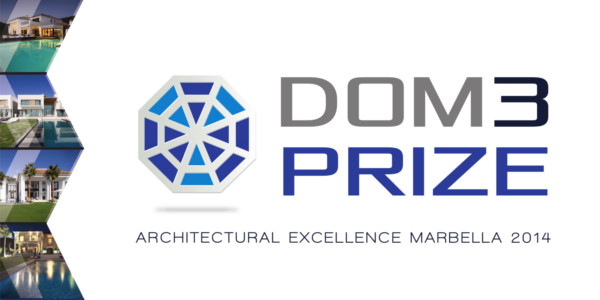 DM Properties is a sponsor of the 1st DOM3 Prize in Marbella